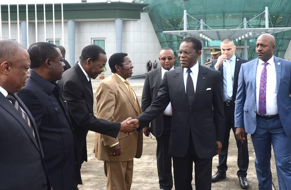 El Jefe de Estado viaja a Gabón