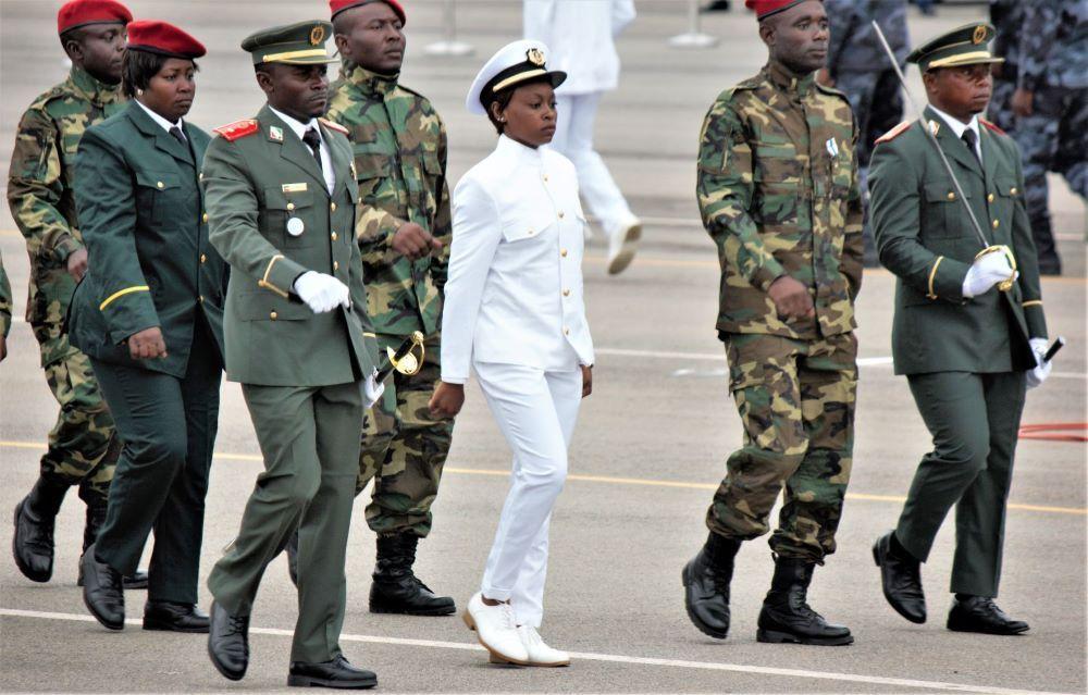 Álbum de fotos de los actos militares del 40º Aniversario del 3 de Agosto