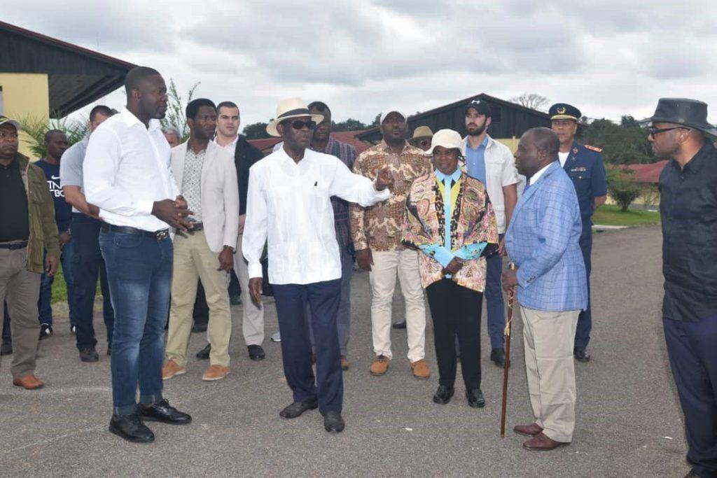 Jornada de visita a proyectos de infraestructuras