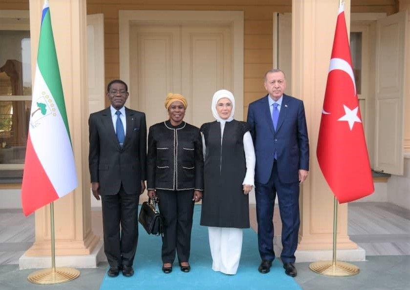 Turquía, tercera etapa del viaje de trabajo de la Pareja Presidencial