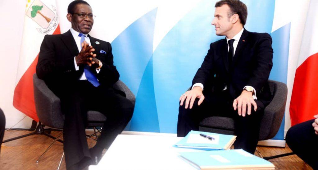 Audiencia del Presidente con Macron (6)