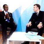 S. E. Obiang Nguema Mbasogo se reúne con S.E. Emmanuel Macron