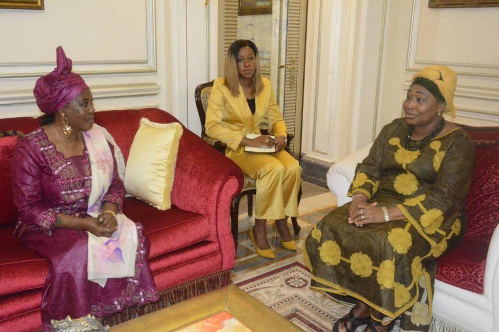 Audiencias de la Primera Dama de la Nación