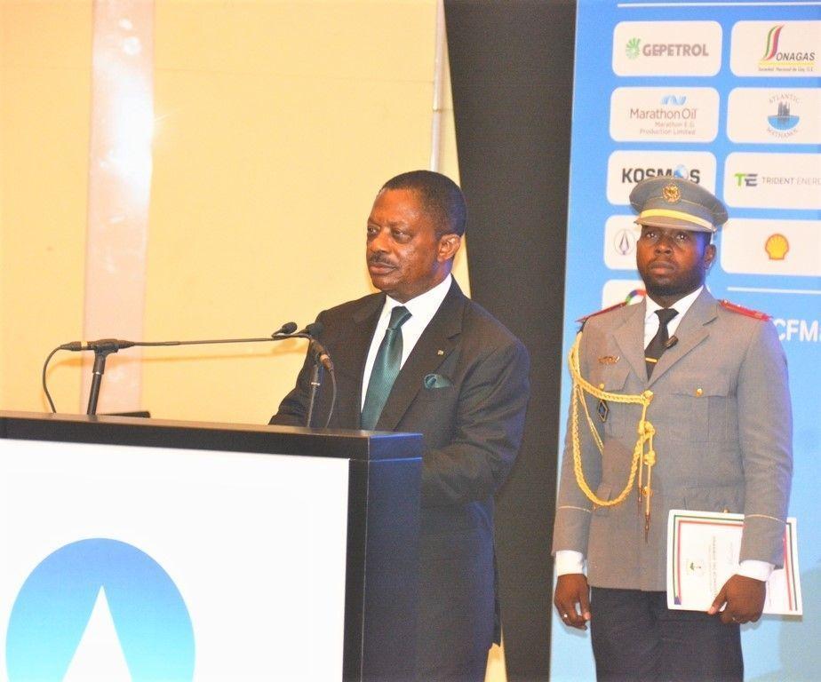 Apertura del Segundo Seminario del Gas en Sipopo