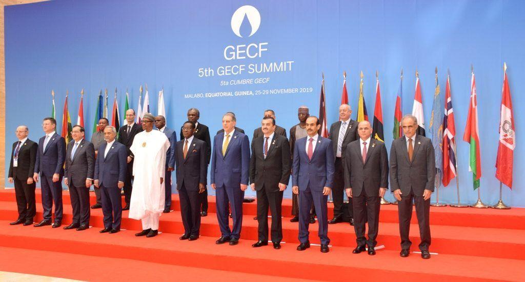 Comienza la V Cumbre de Jefes de Estado y de Gobierno del GECF