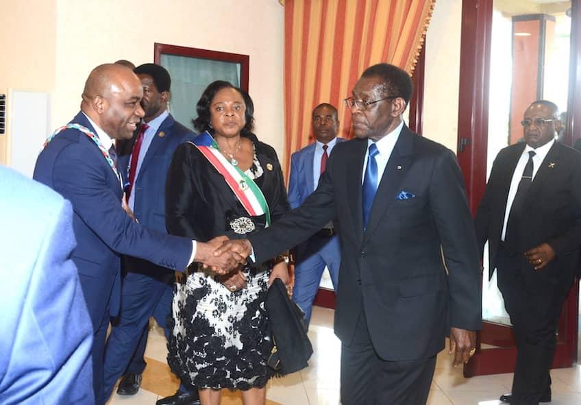 El Jefe de Estado preside la clausura del Segundo Periodo de Sesiones del Parlamento Nacional