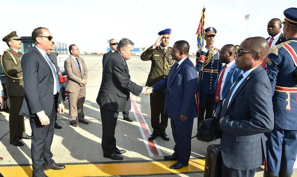 El Primer Ministro participa en el Foro de Asuán por la Paz y el Desarrollo Sostenibles