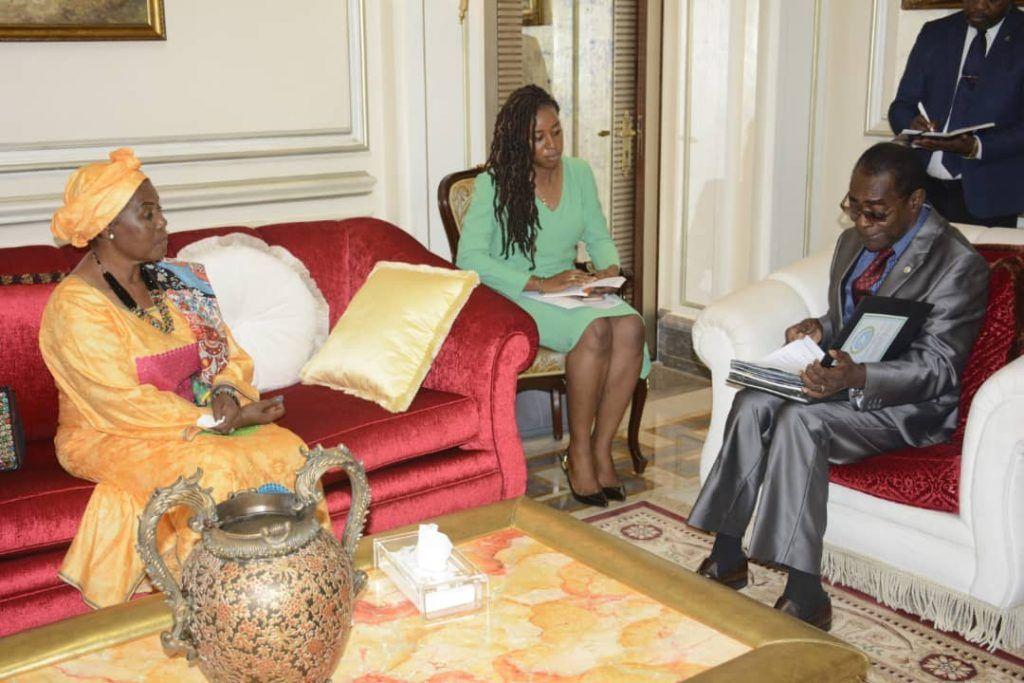 Próximo lanzamiento de la Fundación Mangue Nsue Okomo