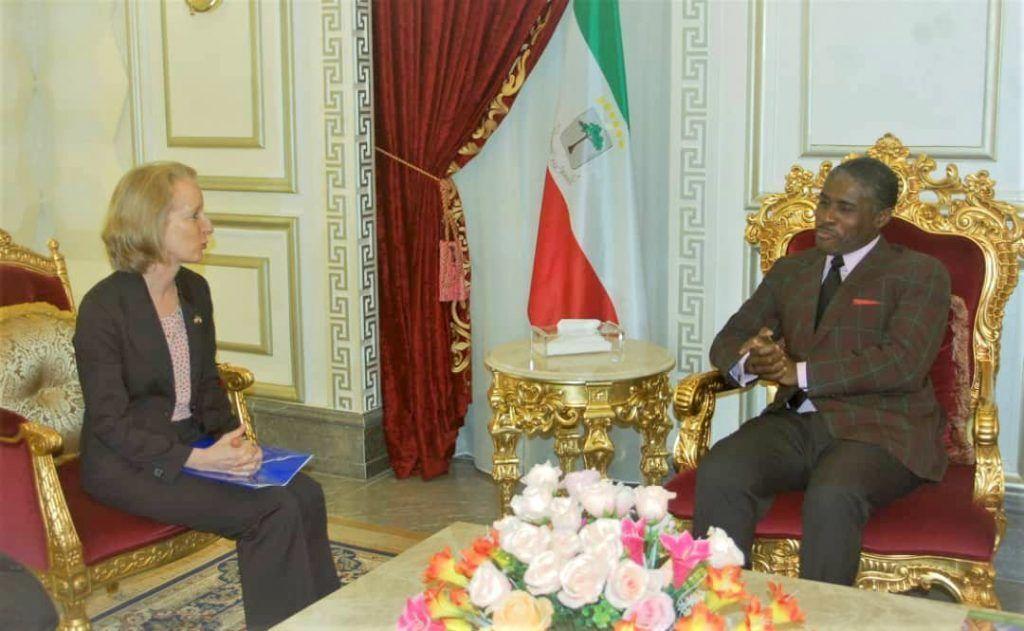 Malabo y Washington combaten la piratería en el Golfo de Guinea