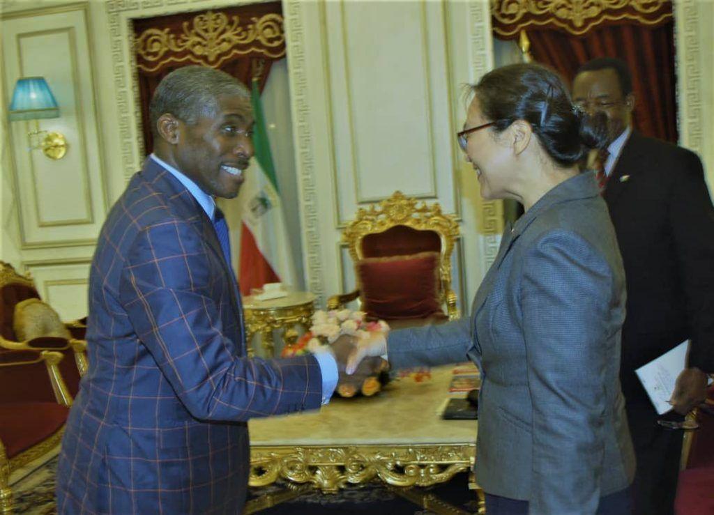 Malabo y Pekín evalúan sus 49 años de relaciones de amistad y cooperación