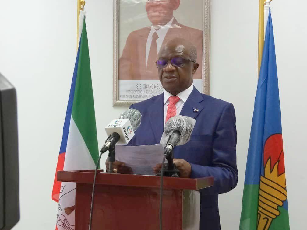 Salomón Nguema Owono confirma nuevos casos de Coronavirus