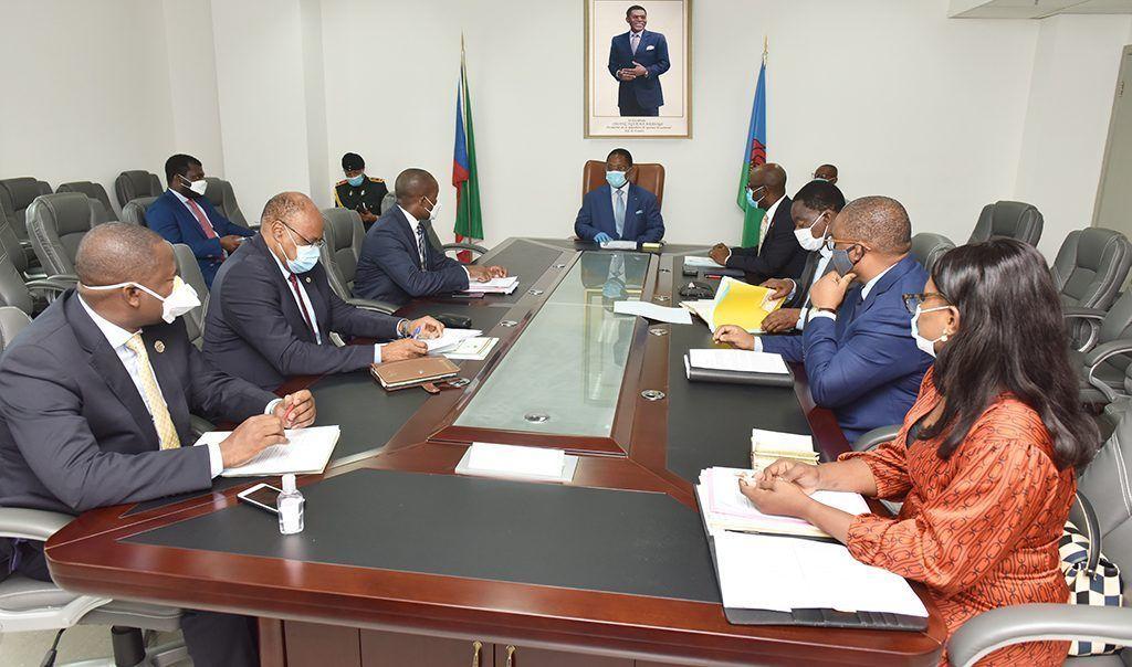 Segunda Reunión de la Comisión Nacional de Coordinación de los ODS