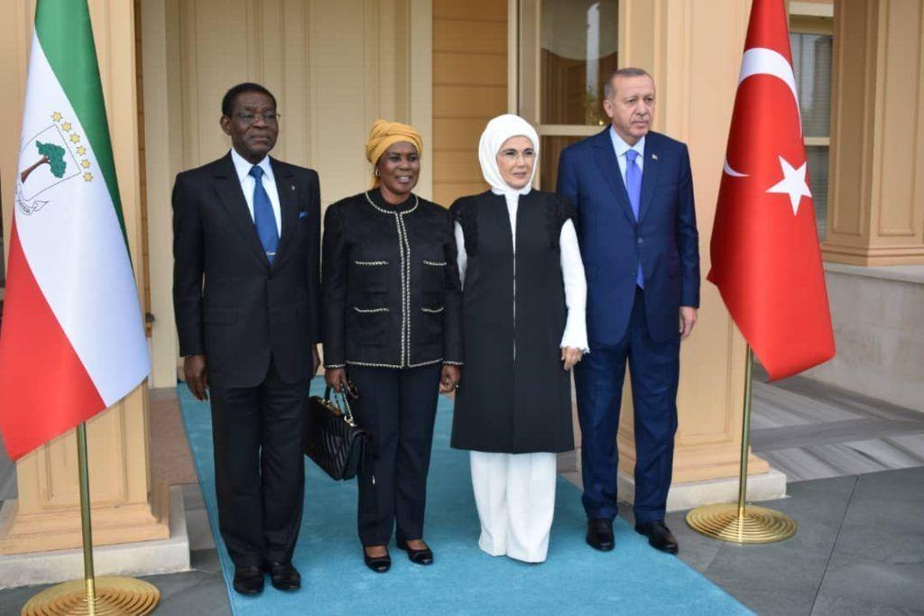 Turquía ayudará a Guinea Ecuatorial en la lucha contra el COVID-19