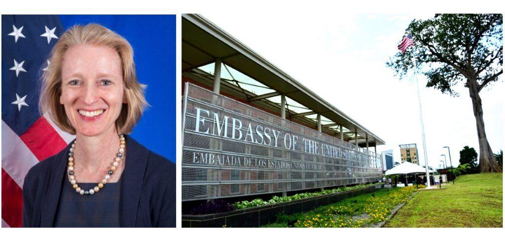 Mensaje de la Embajadora de Estados Unidos en Guinea Ecuatorial