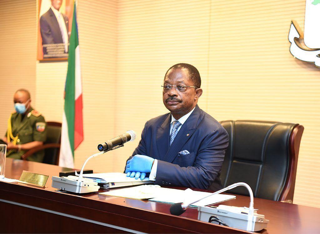 Sesión del Consejo Interministerial
