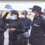 Actos Fúnebres para despedir al Consejero Especial del PDGE Metodio Nsehe Nsi Bindang