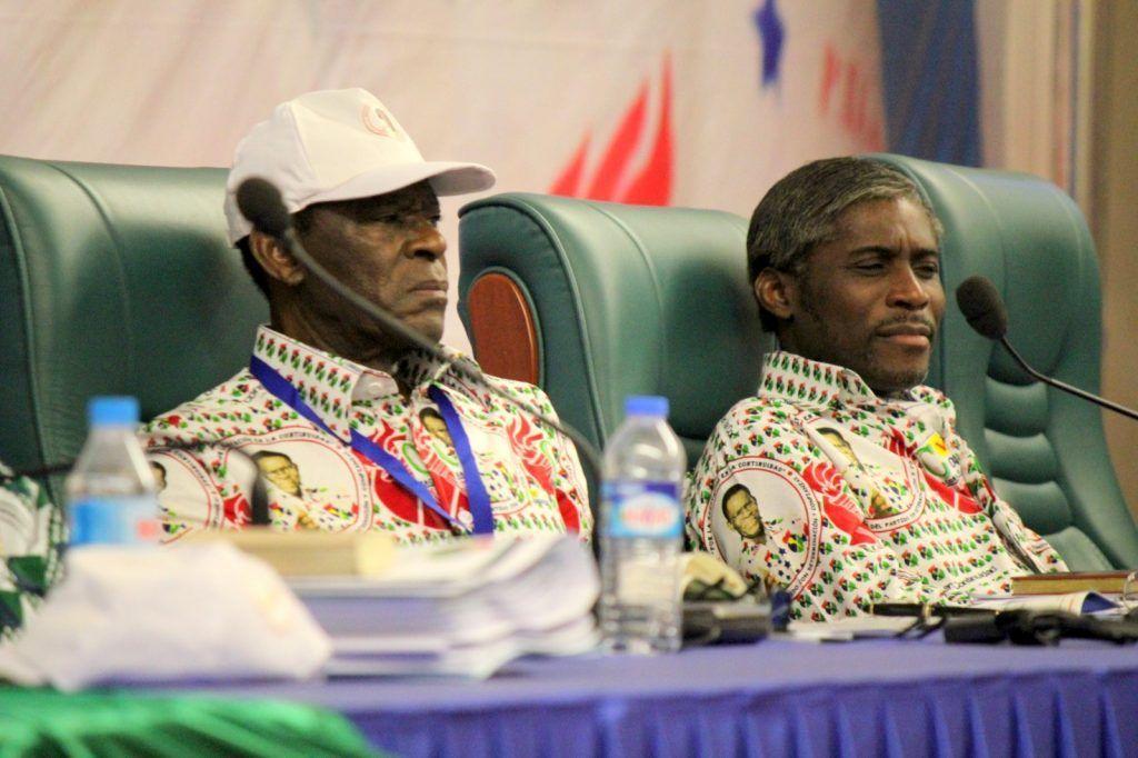 Felicitación del PDGE al Presidente Nacional de la Federación de Jóvenes
