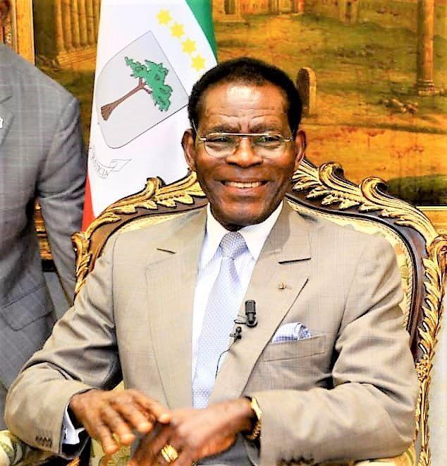 Mensaje de agradecimiento presidencial al Pueblo de Guinea Ecuatorial