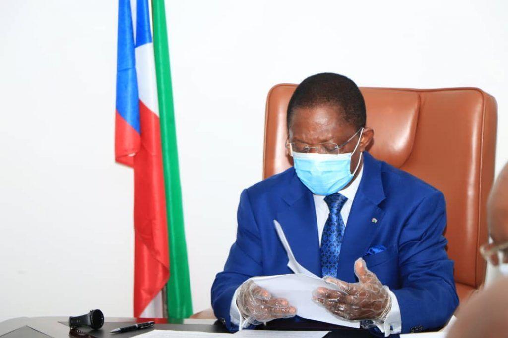 El Primer Ministro preside la reunión de la Comisión Delegada de Asuntos Jurídicos
