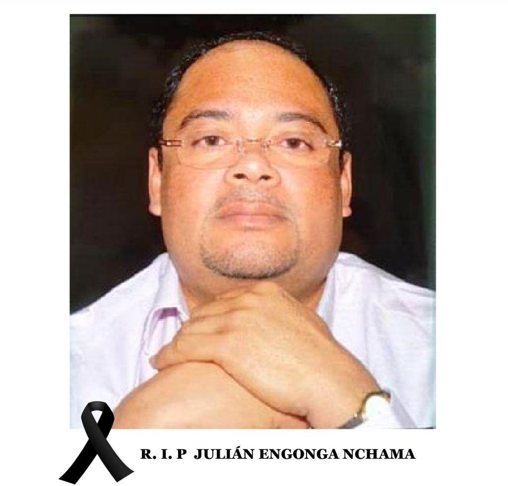 Adiós a Julián Engonga Nchama