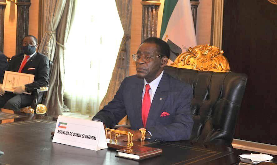 El Jefe de Estado asiste de forma virtual a la XVII Cumbre Ordinaria de la CEEAC