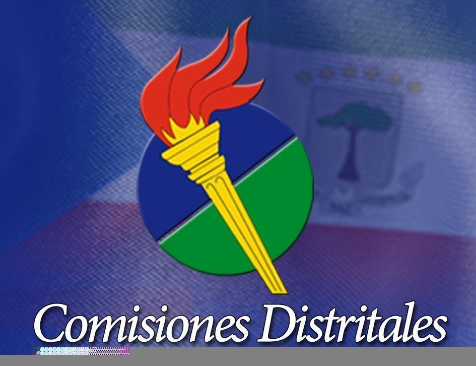 Resolución que actualiza la Directiva de la Comisión Distrital de Seguimiento del PDGE de Nsok-Nsomo