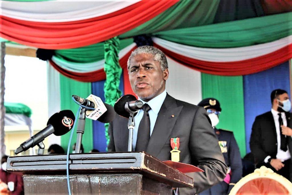 El Vicepresidente de la Nación preside los actos del 3 de Agosto