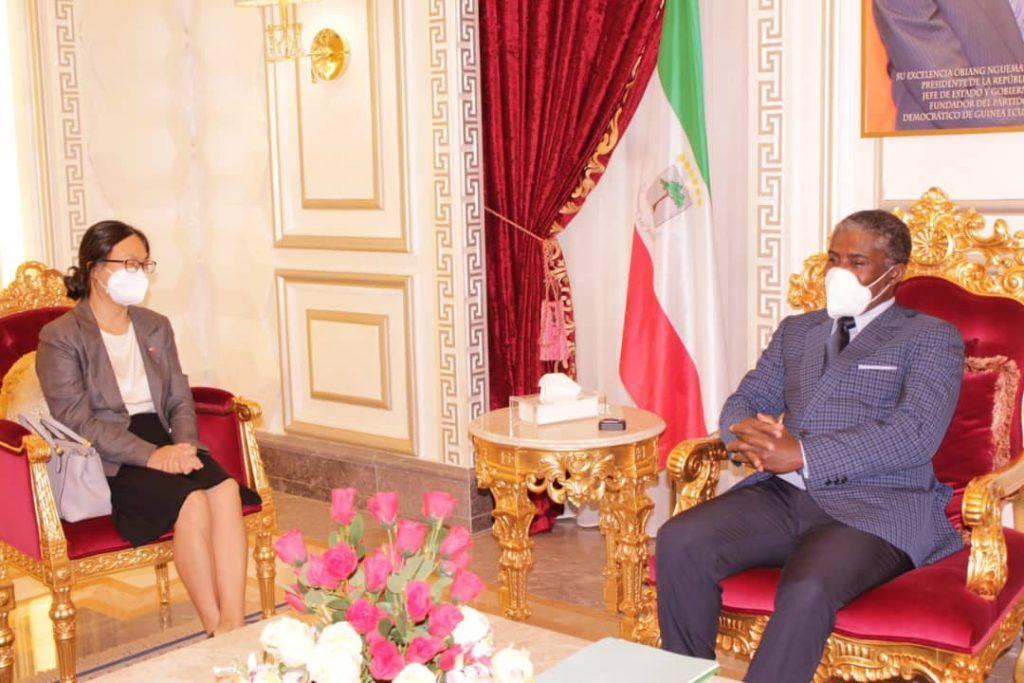 Guinea Ecuatorial y China siguen adoptando estrategias conjuntas en su lucha contra el COVID-19