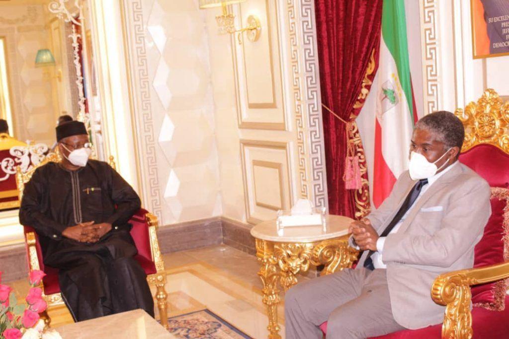 El Vicepresidente se reúne con el Embajador de Nigeria para interesarse por los tripulantes secuestrados en el mes de mayo