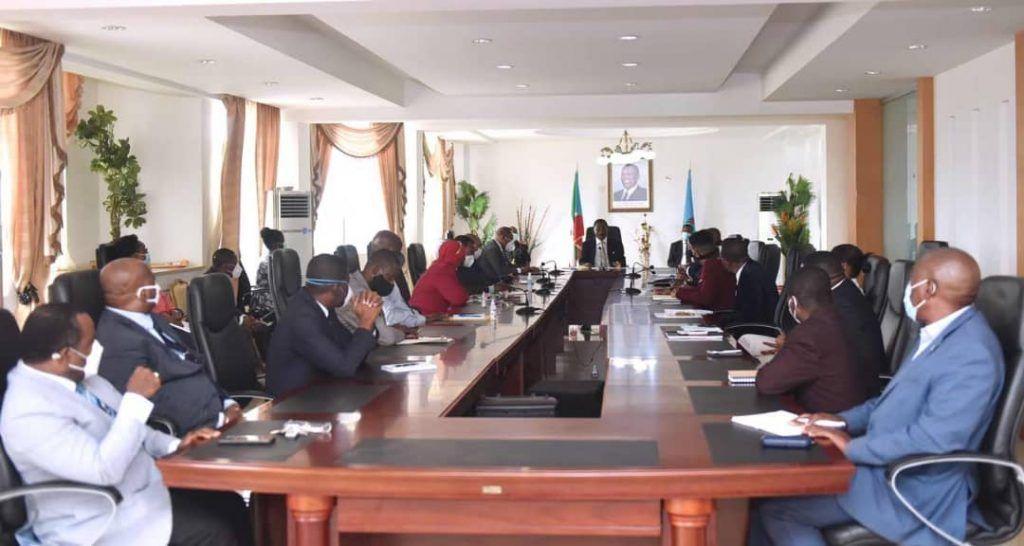 Visitas ministeriales del Primer Ministro