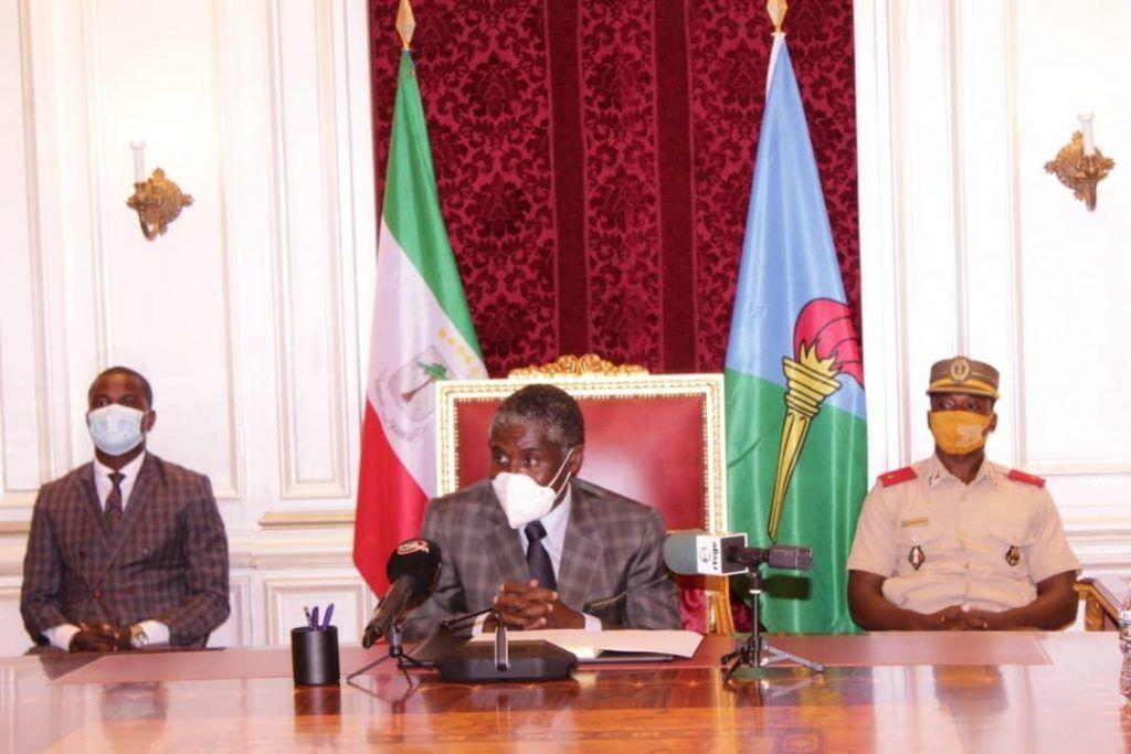 El Vicepresidente expresa su descontento con la decisión de tres petrolíferas americanas que operan en las aguas de Bioko