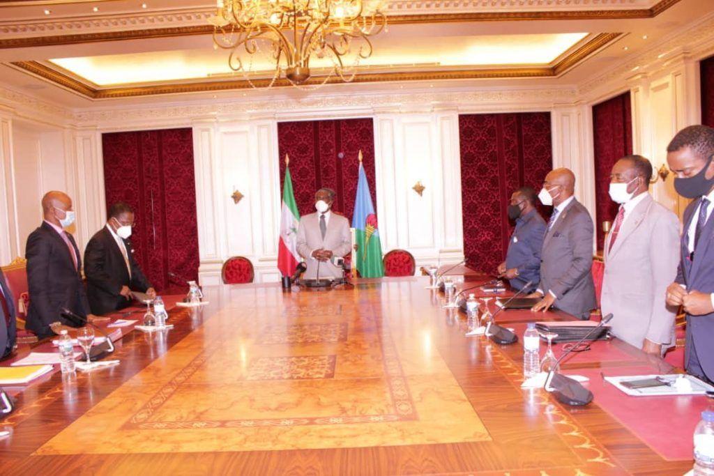 La comisión auditora del puerto de Malabo ingresa más de 546 millones de FCFA al Tesoro Público