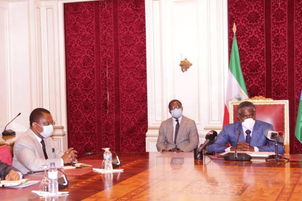 El Presidente del Comité Político de Respuesta y Vigilancia a la COVID-19  presume de buenos resultados