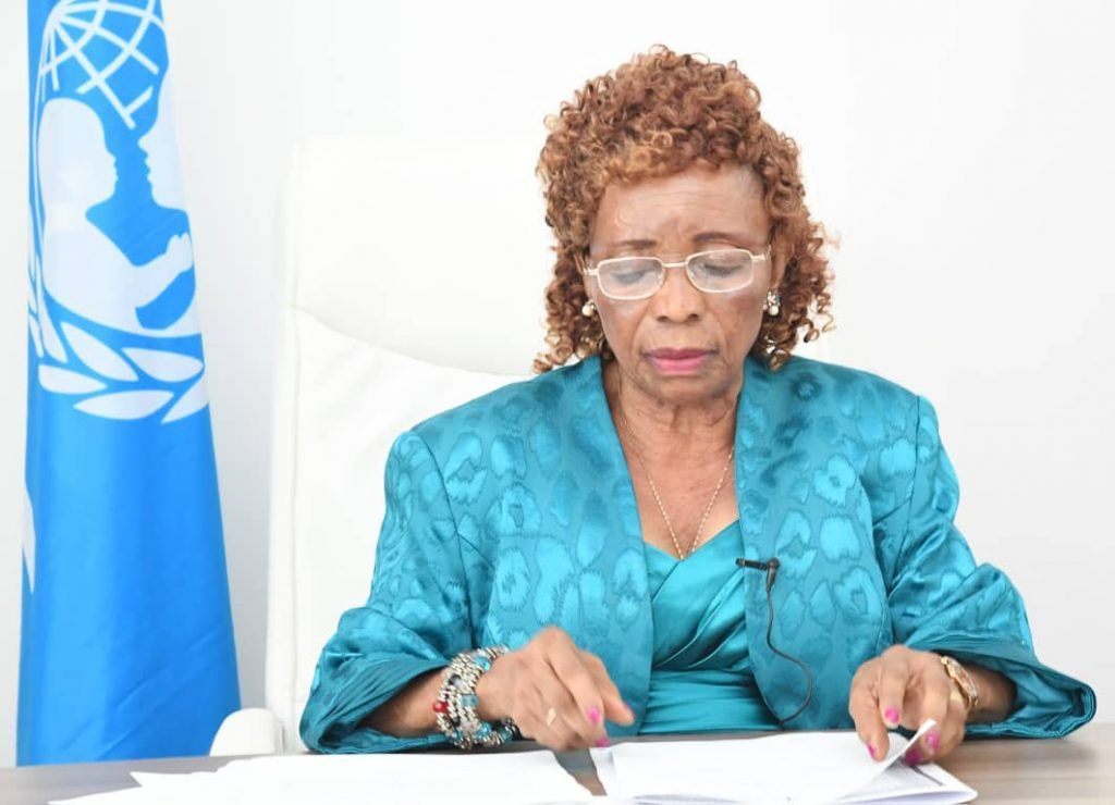 Discurso de la Primera Dama con motivo del Día de la Convención sobre los Derechos del Niño