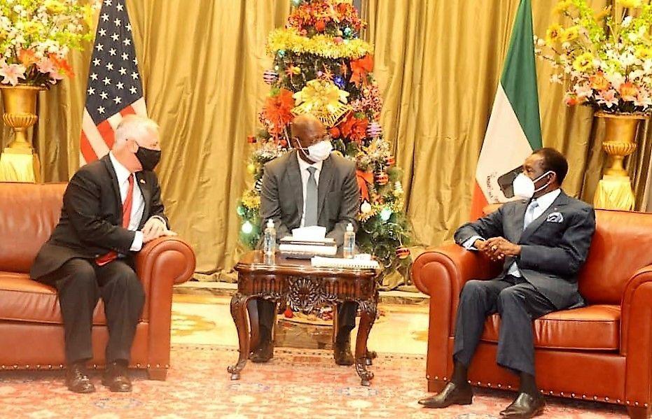 Nuevo impulso en las relaciones de cooperación entre Washington y Malabo