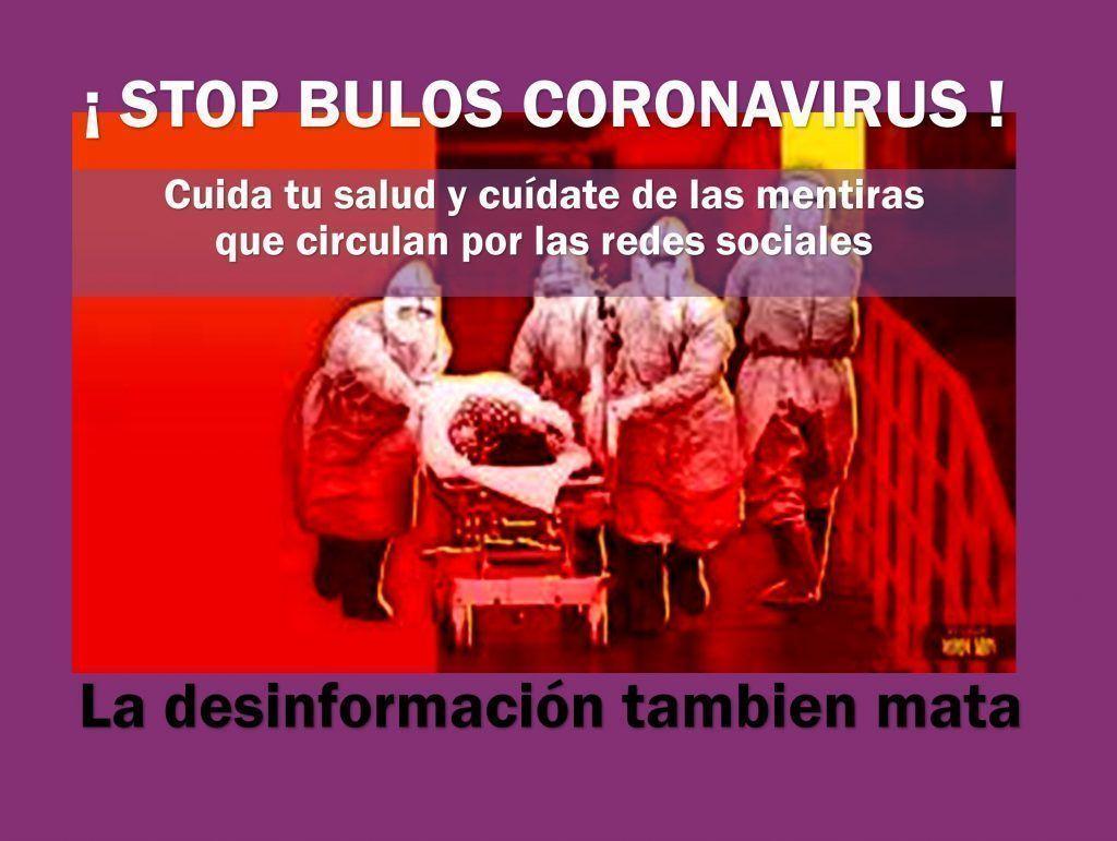 La desinformación en la lucha contra el Coronavirus