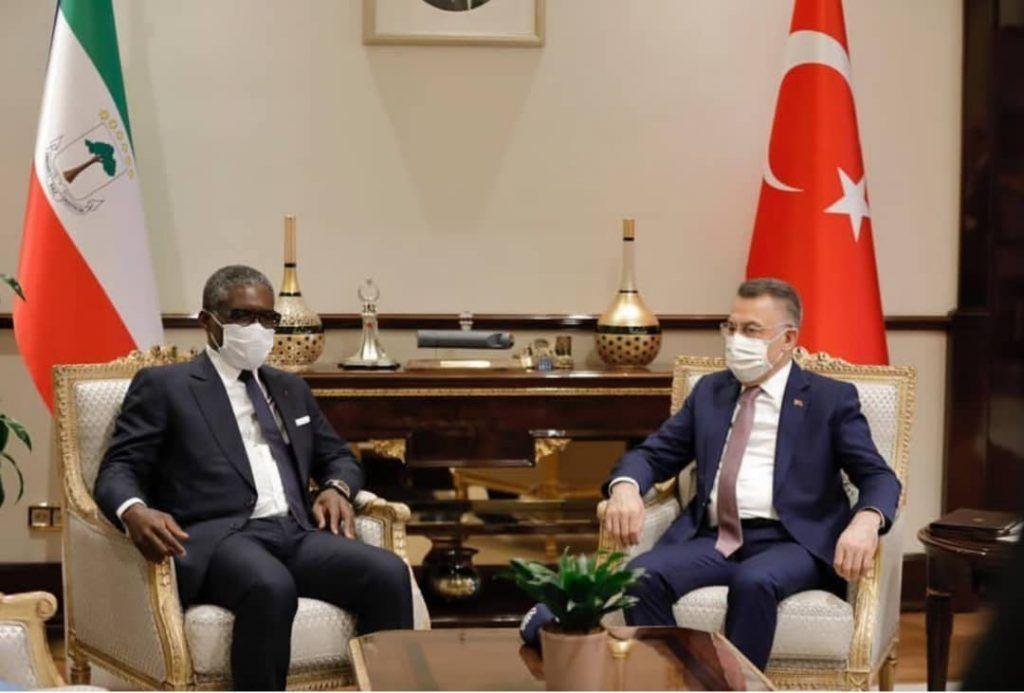 Guinea Ecuatorial expresa su gratitud a Turquía por su apoyo en la tragedia del 7M