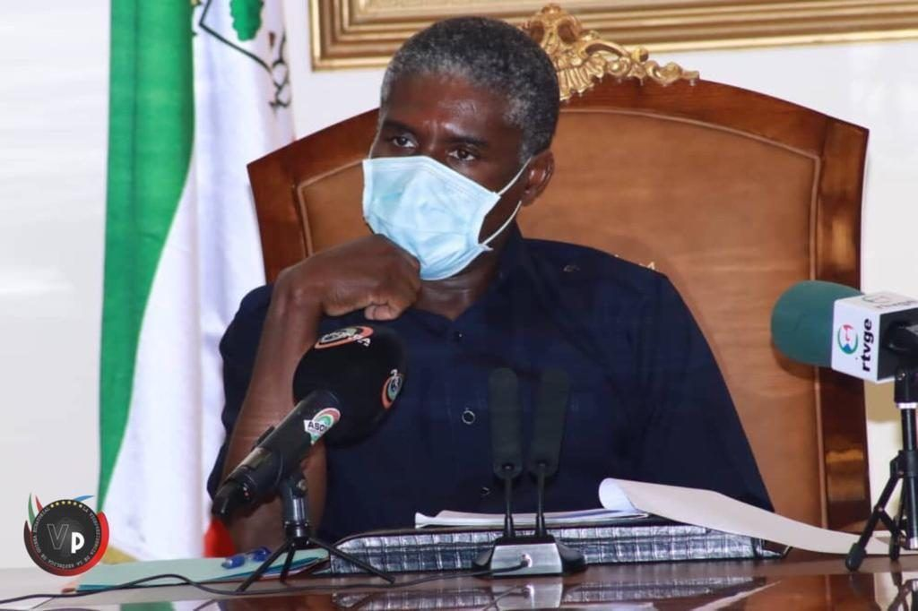 Guinea Ecuatorial analiza la situación de la pandemia durante los últimos meses en el país