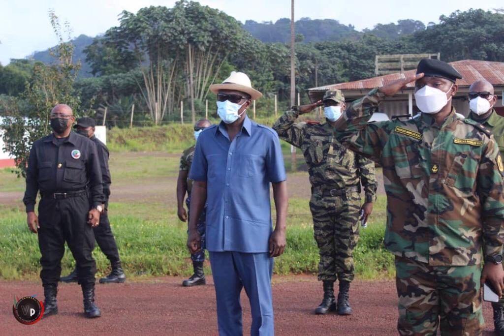 Nguema Obiang Mangue quiere endurecer aún más la capacidad operativa de las FAS del país