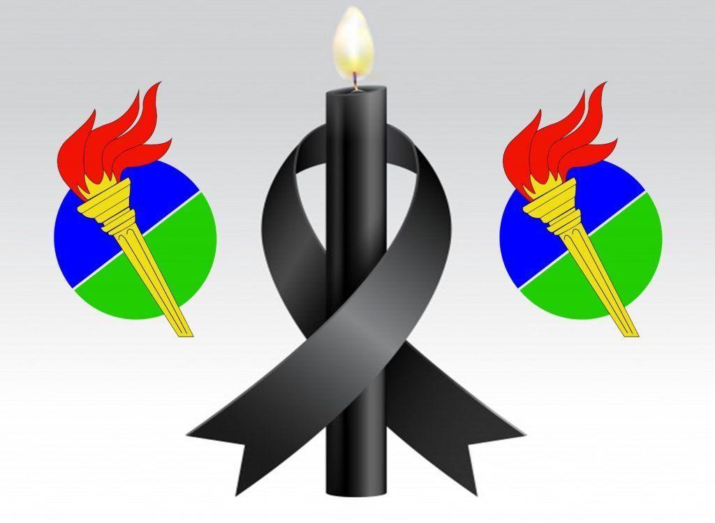 Mensaje de condolencia por el fallecimiento del Hermano Militante Pedro Ndong Obiang Meye