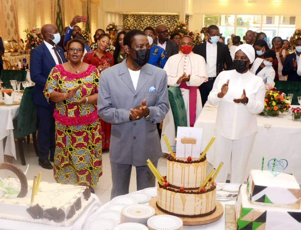 El Jefe de Estado celebra su cumpleaños rodeado de sus seres queridos