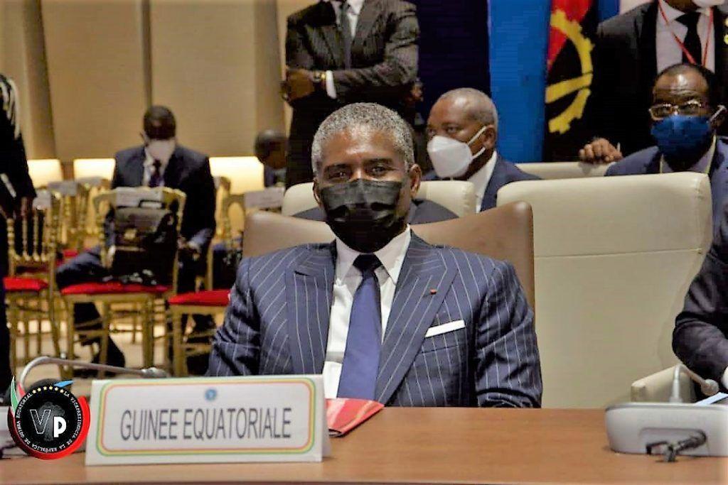 El Vicepresidente asiste a la Conferencia de la COPAX en Brazzaville