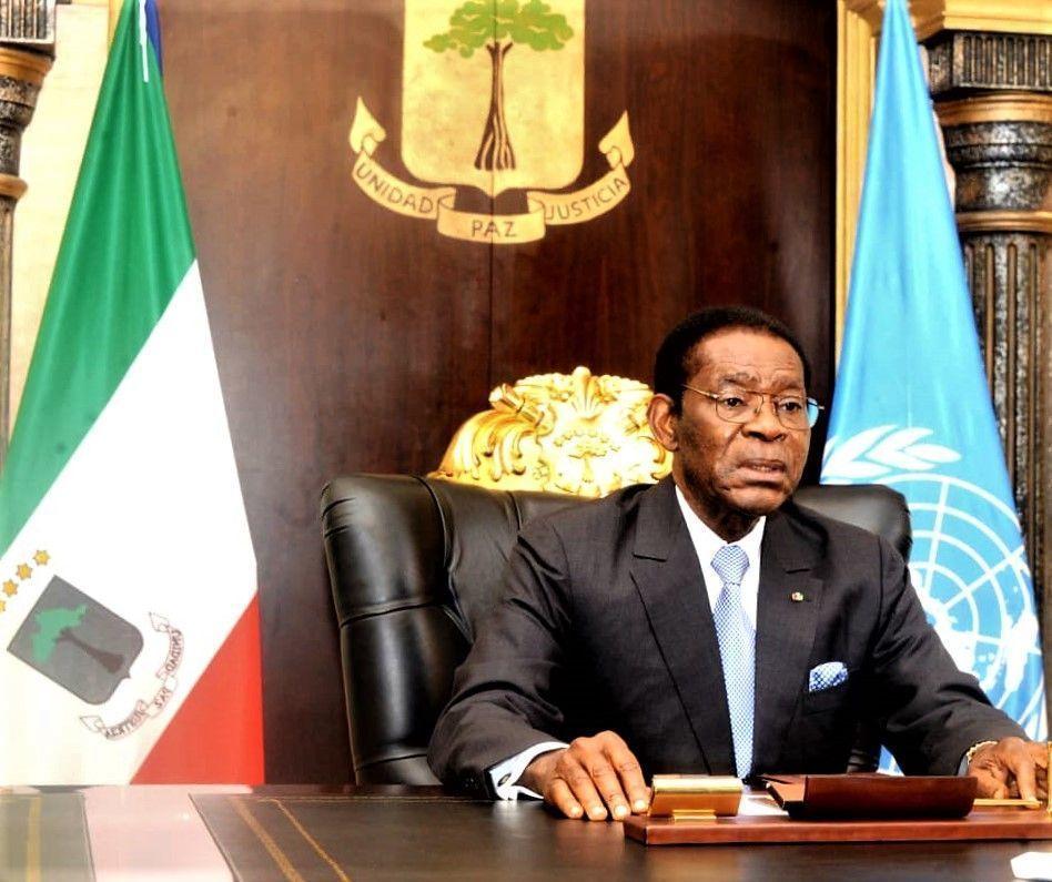 El Jefe de Estado participa en la reunión de alto nivel de ONUSIDA