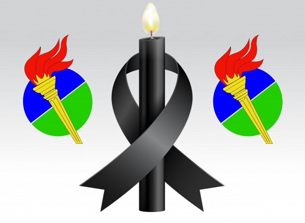 Pésame del PDGE por el fallecimiento de la Hermana Militante Gertrudis Nsang Beyeme