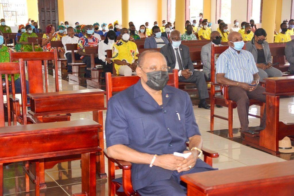 Misa de acción de gracias por el Vicepresidente