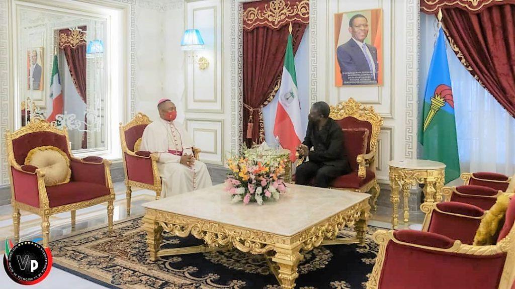 La Iglesia felicita la gestión del Vicepresidente