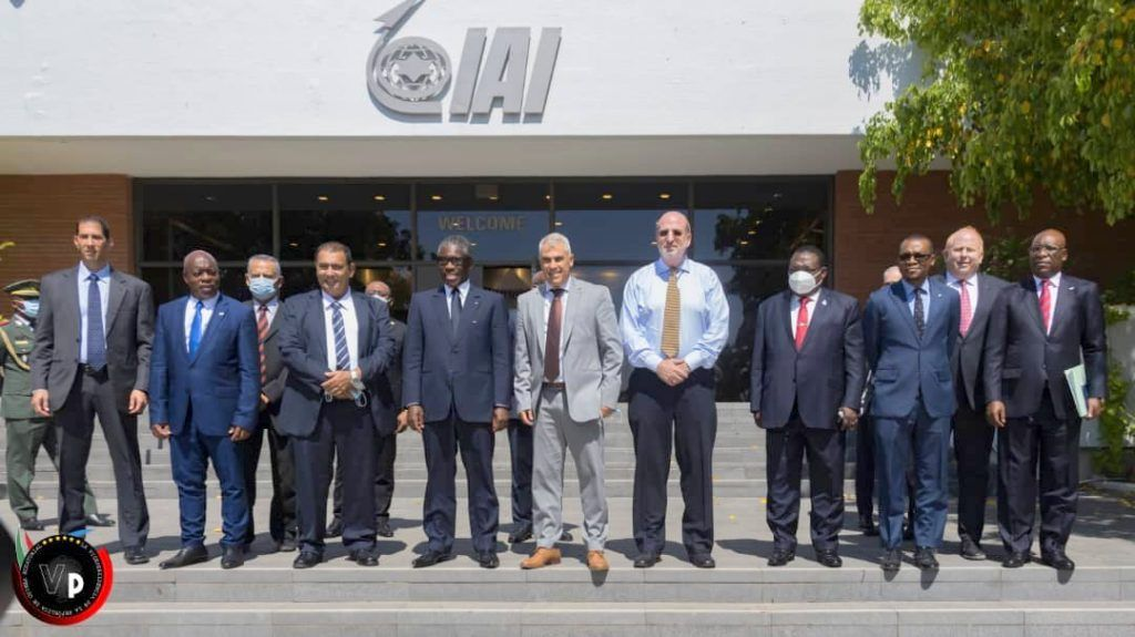 La jornada laboral de la delegación ecuatoguineana en Israel se cierra con una serie de reuniones de trabajo