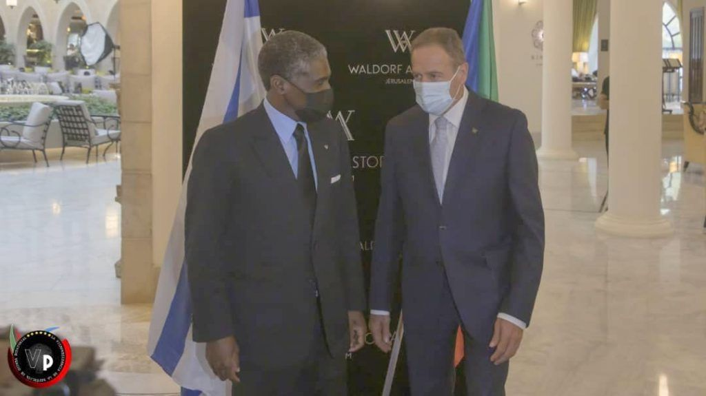 Una alta delegación ecuatoguineana viaja a Israel