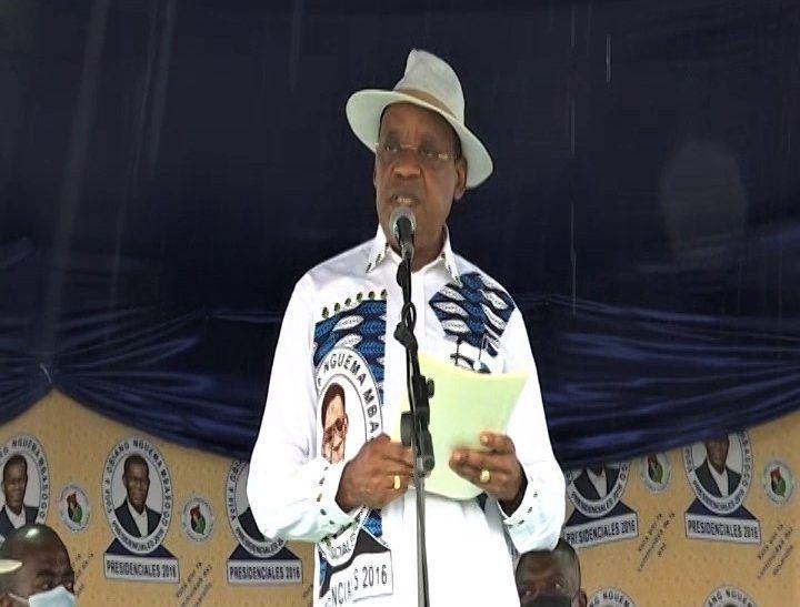 Momgomo recibe a los responsables de la Oficina Nacional