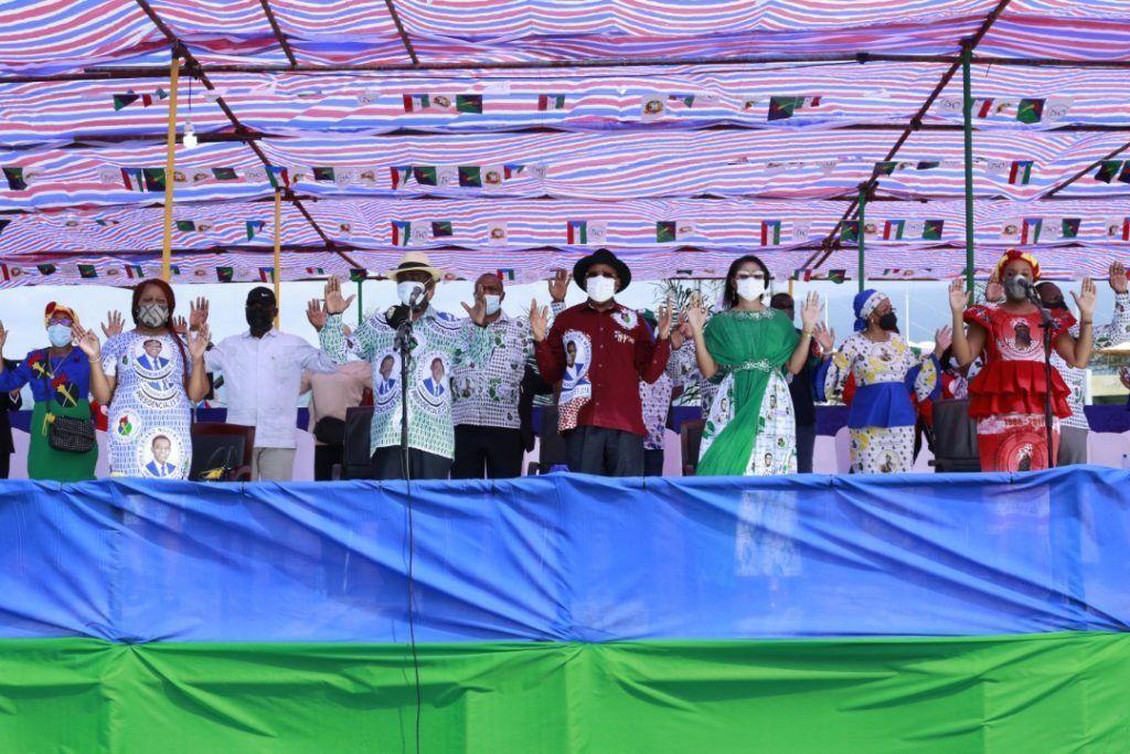 La Oficina Nacional del PDGE concluye la Gira Nacional en Isla de Bioko con un acto multitudinario en Malabo